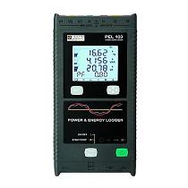 Registradores de potencia y energía