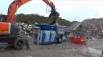 Maquinaria de reciclaje Lindner Urraco 75