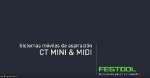Sistemas móviles de aspiración | CT Mini & Midi