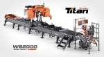 Aserradero de sierra ancha Wood-Mizer WB2000