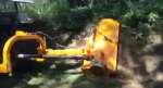 TBL Trituradora lateral en trabajo