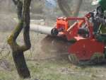 Trituradora de ramas y malezas TBF-Marine-RAW