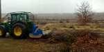 Desbrozadora forestal cadenas DFRE Ordesa