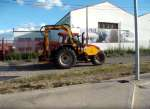Desbrozadora Millennium Belafer tractor Case