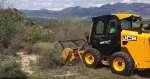 Trituradora forestal - microforestal TRHD Basic Belafer en jcb