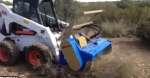 Trituradora forestal minicargadora TBMI-Marine
