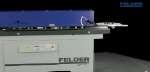 Felder G380 compact edgebander