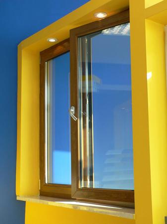Ventanas de madera aluminio pvc mixtas poliuretano for Ventanas de pvc tipo madera