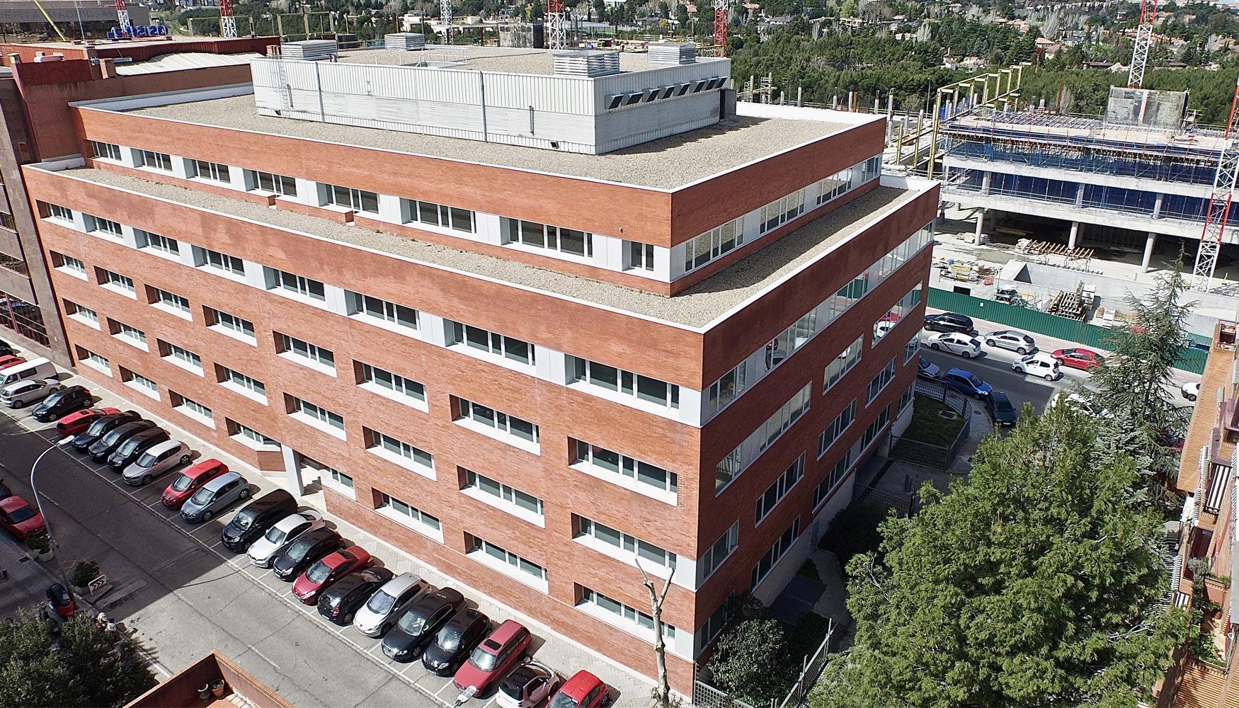 Axiare adquiere dos edificios de oficinas en madrid por 40 5 m naves industriales y log sticas - Oficinas seur madrid ...