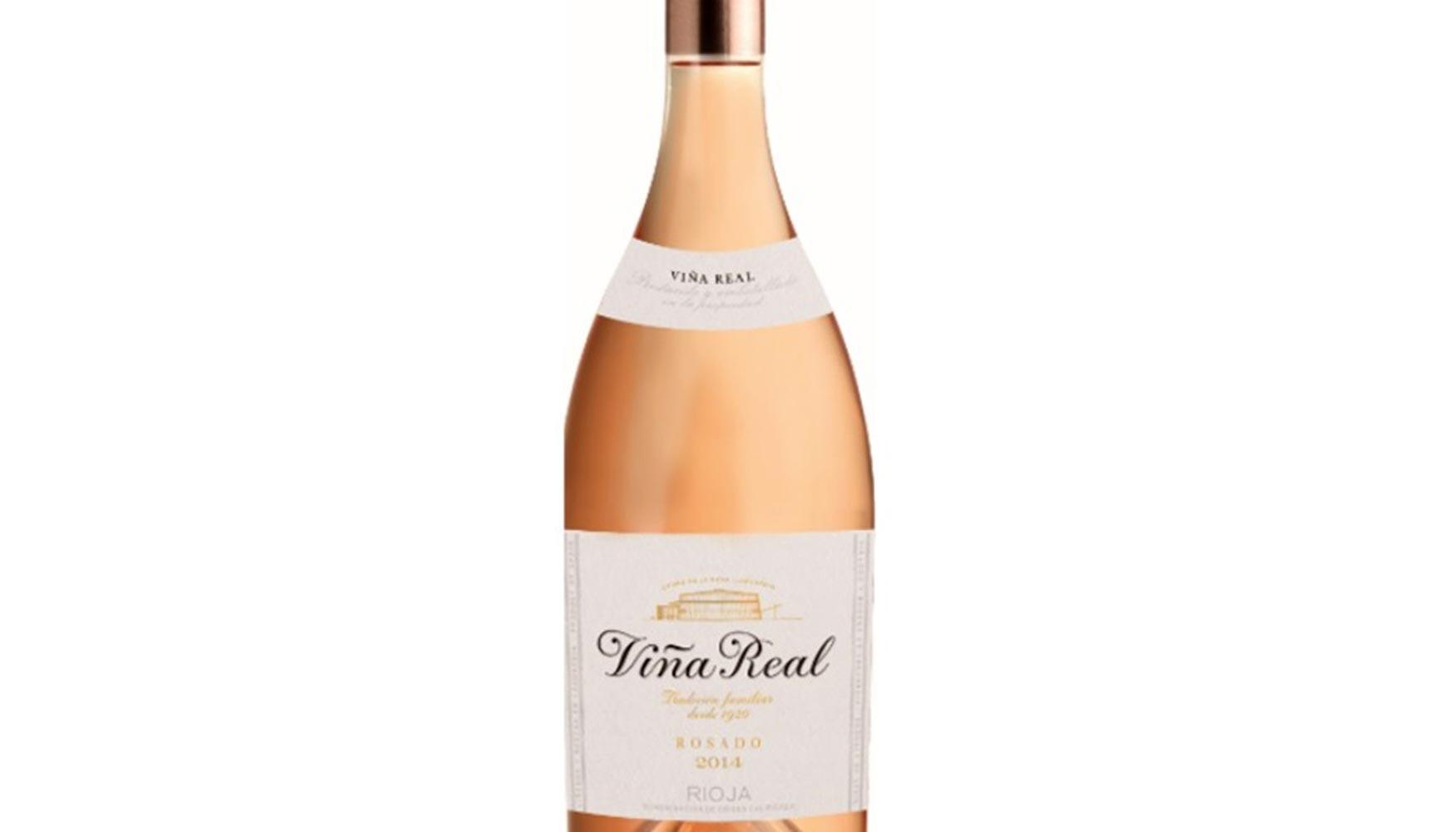 158b33cbd04 Los aficionados al rosado están de enhorabuena. Viña Real ha lanzado su  primer rosado, Viña Real Rosado 2014, que conserva la elegancia de los Viña  Real ...