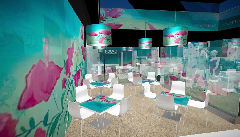 Epson utiliza elementos de dise o de interiores en su for Especialidad en diseno de interiores
