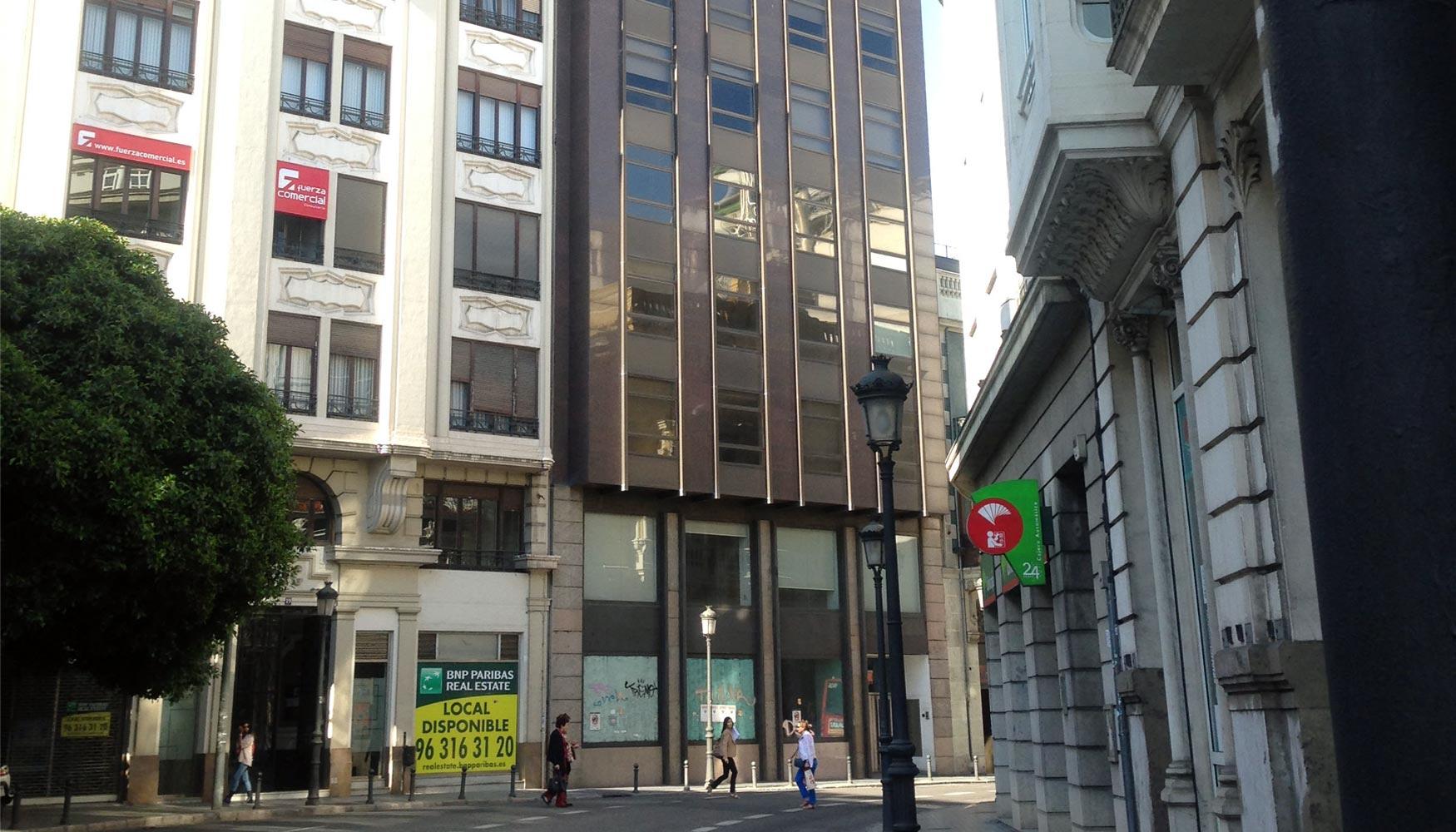 CBRE obtiene el mandato de comercialización de tres inmuebles en ...
