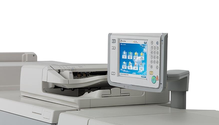 Calidad superior para oficinas y pymes con la nueva imagepress c600i industria gr fica - Oficina virtual industria ...