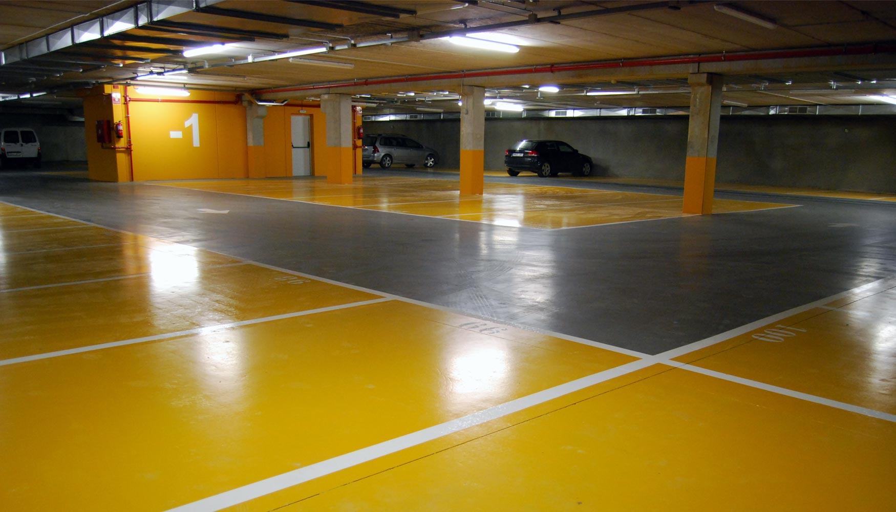 Lotum, especialista en pavimentos continuos y señalización para ...