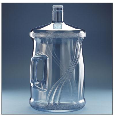 Las botellas de policarbonato en expansi n pl stico for Plasticos para estanques de agua