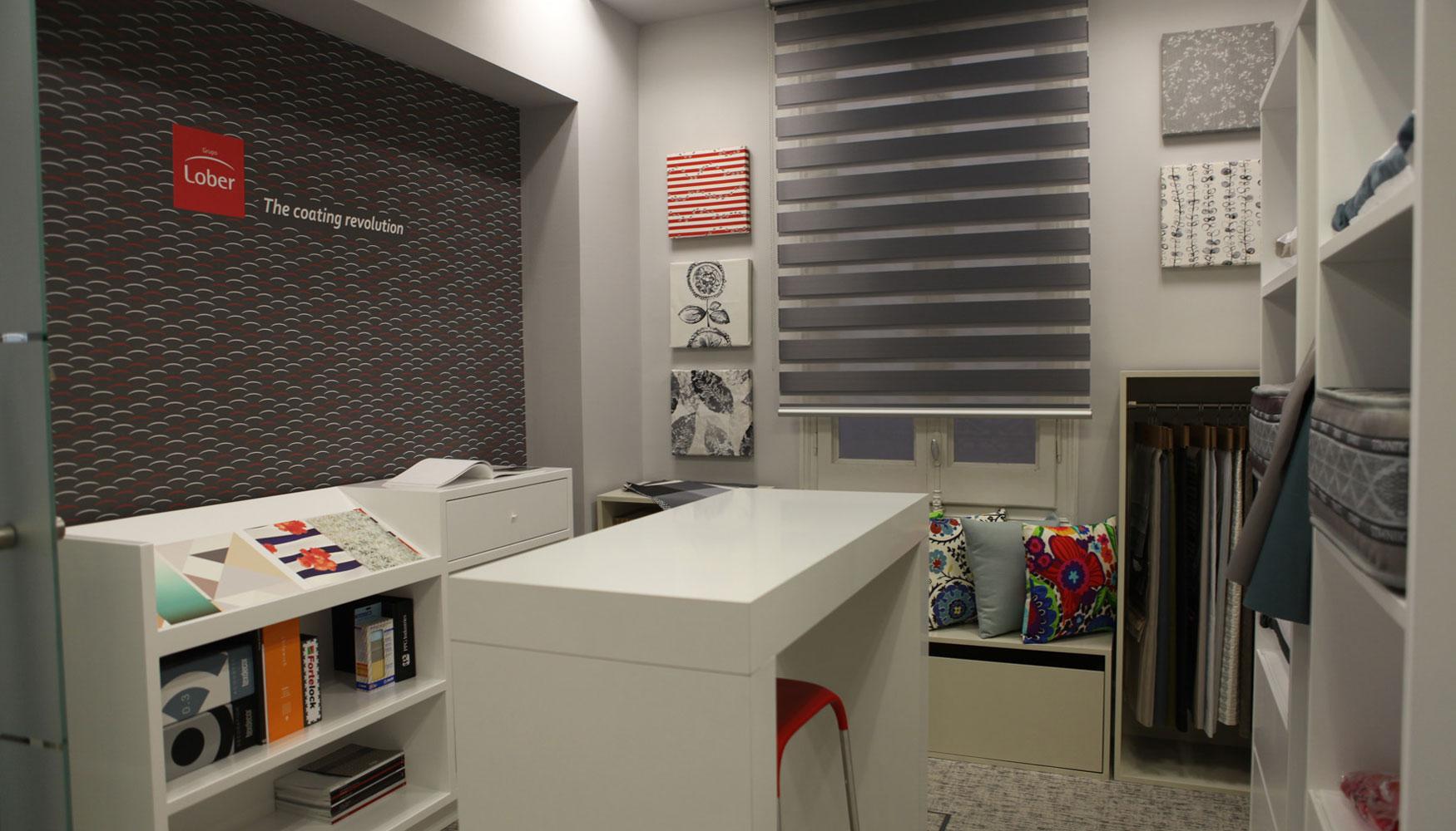 Inaugurado Wecontract Bcn Showroom Especializado En Interiorismo  # Iberica Muebles
