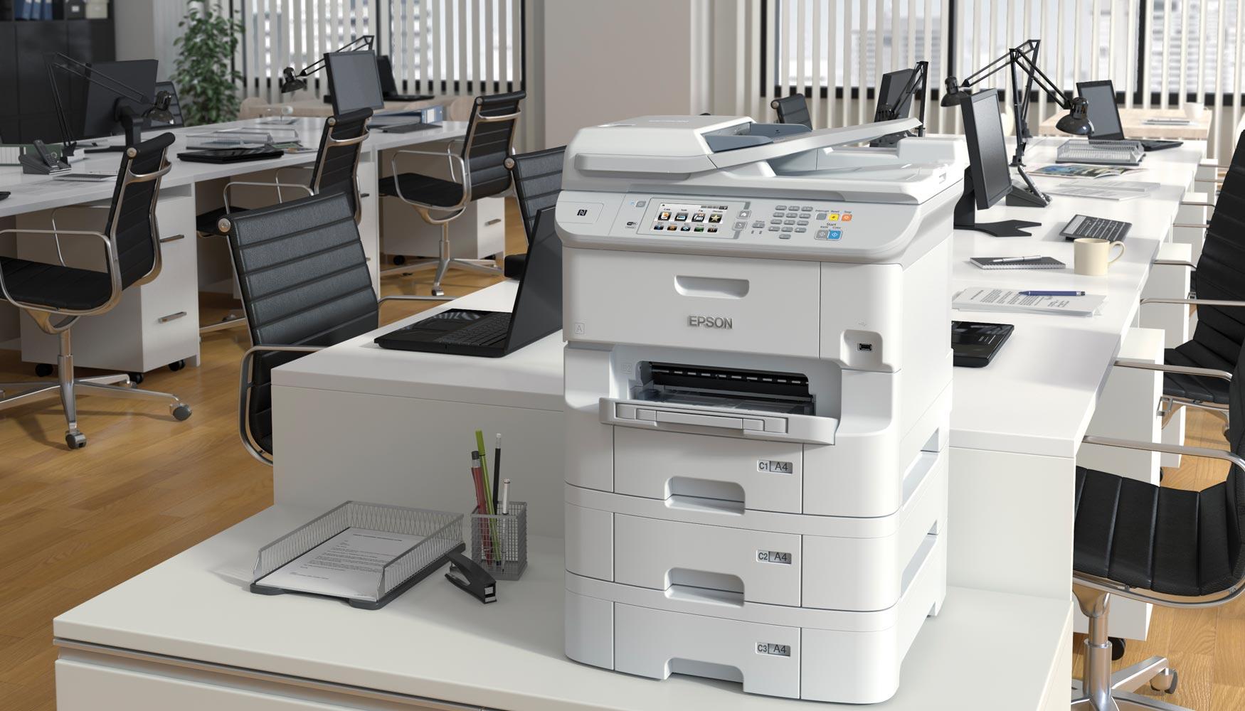 Las impresoras de inyecci n producen un 94 menos de residuos y consumen un 96 menos de energ a - Impresoras para oficina ...
