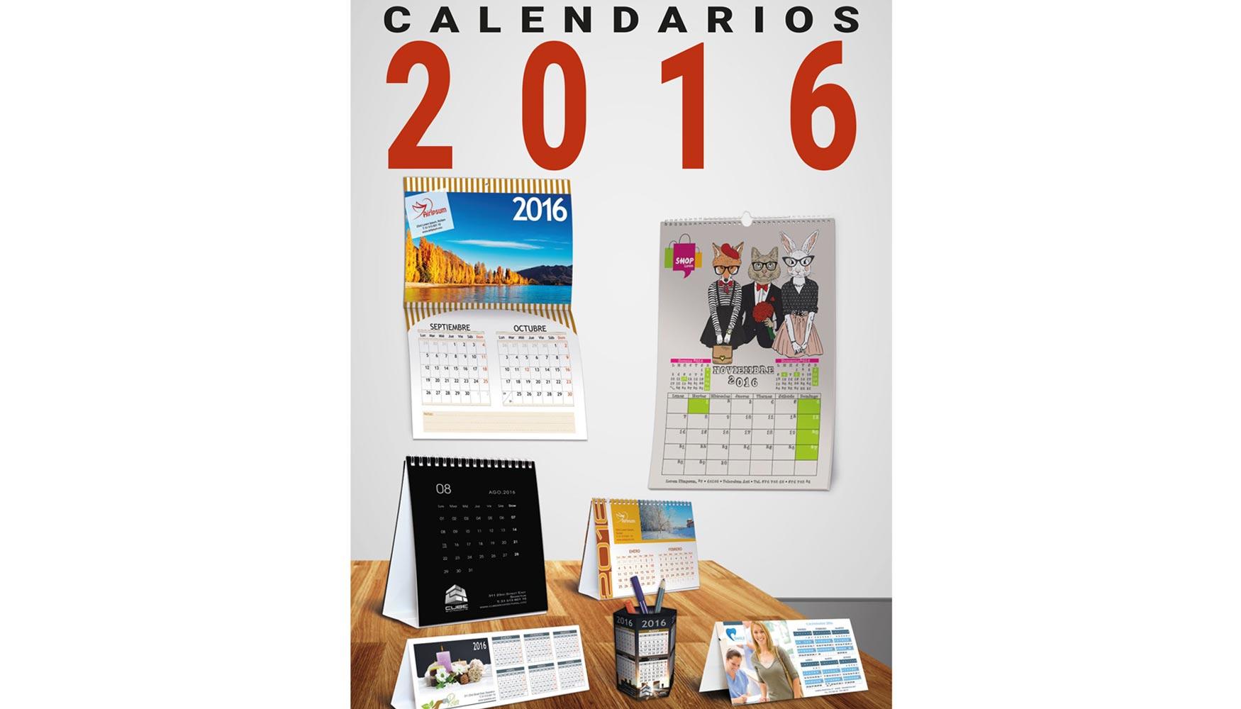Truyol crea más de 100 plantillas editables para calendarios ...