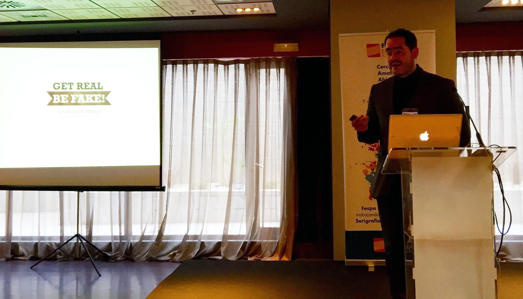 El iii congreso fespa analiza la claves de la comunicaci n visual en barcelona industria gr fica - Disenador de interiores barcelona ...