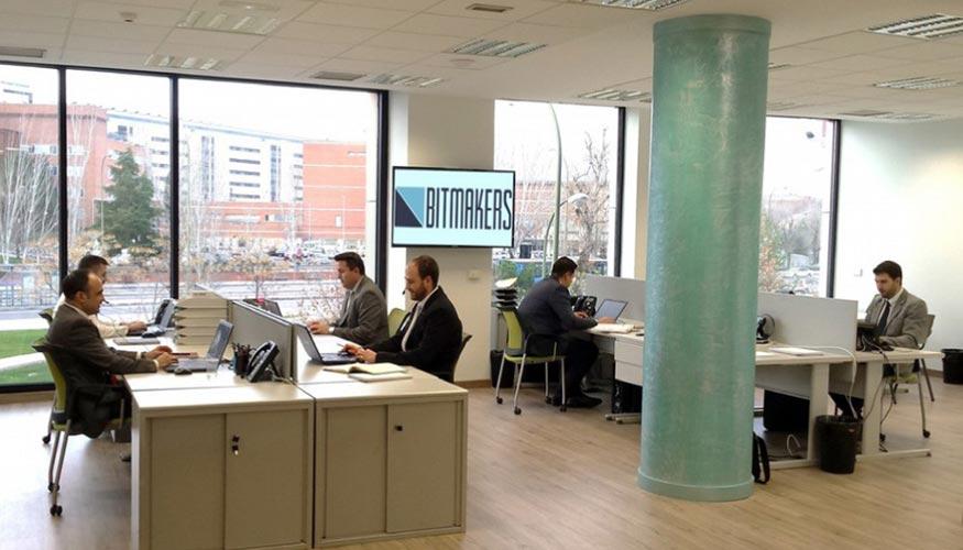 Bitmakers inaugura una nueva oficina en madrid - Oficina virtual industria ...