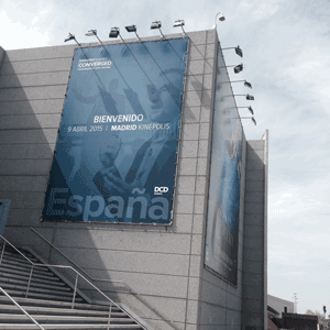 Dcd Converged Madrid 2015