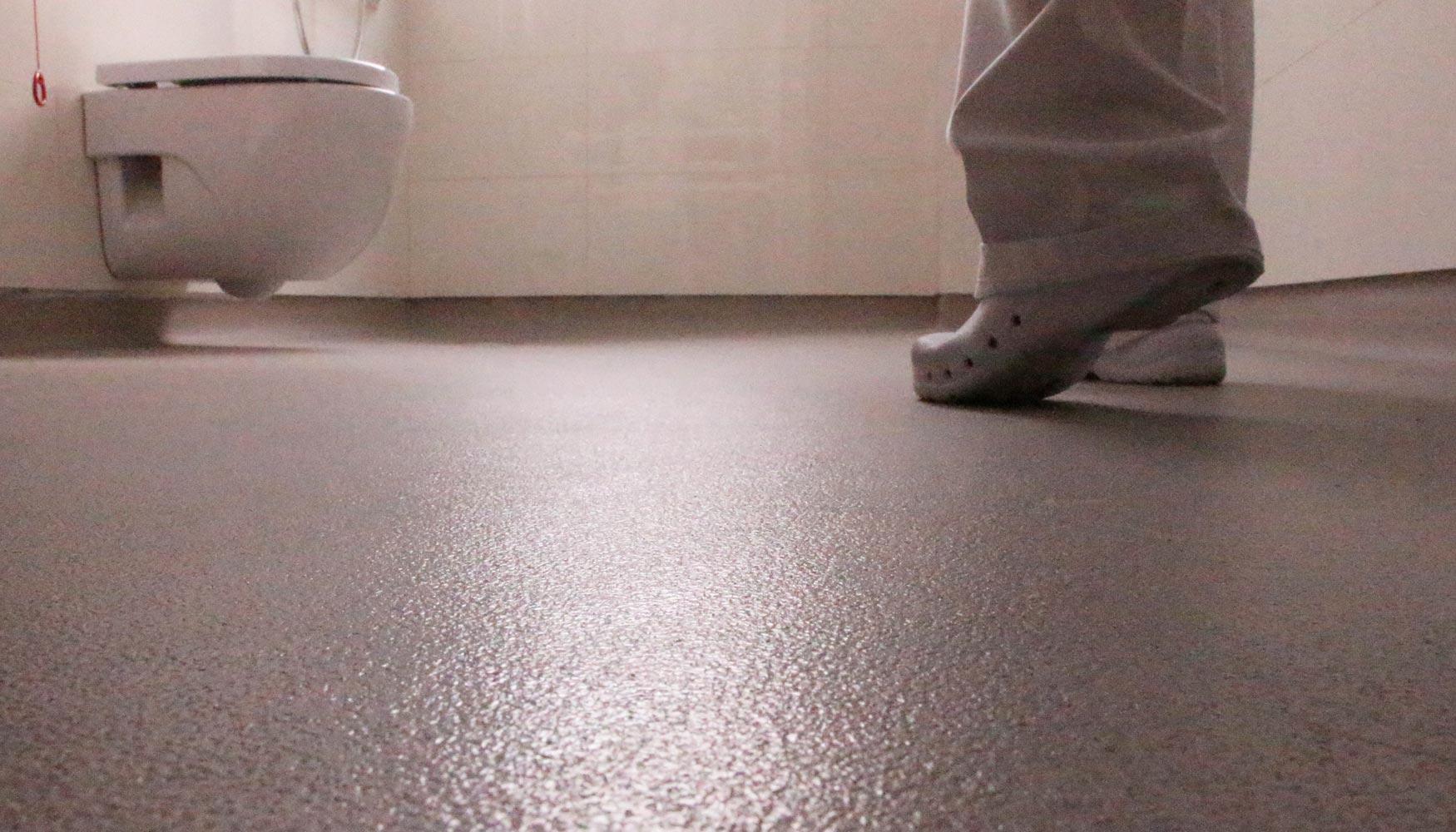 Casa Vapor Gran M Tua Terrassa Elige Suelos Altro Para Sus Ba Os  ~ Suelos Antideslizantes Para Cuartos De Baño
