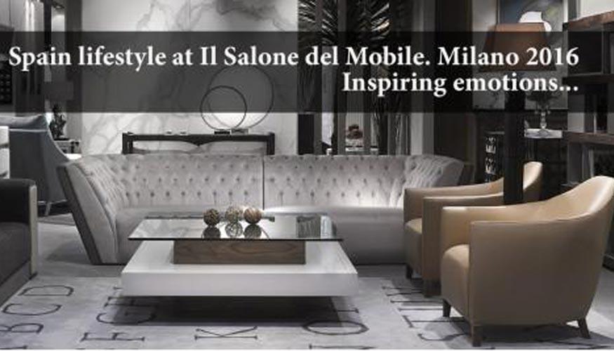 Milano arranca para 67 empresas del mueble coordinadas por for Feria del mueble de madrid