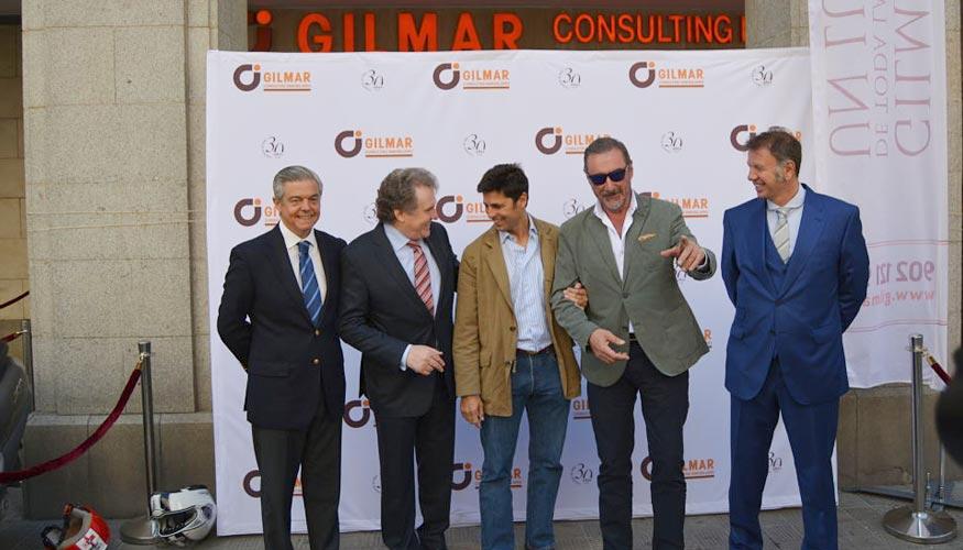 Gilmar inaugura nueva oficina comercial en los remedios sevilla oficinas y centros de negocios - Oficina virtual ayuntamiento sevilla ...