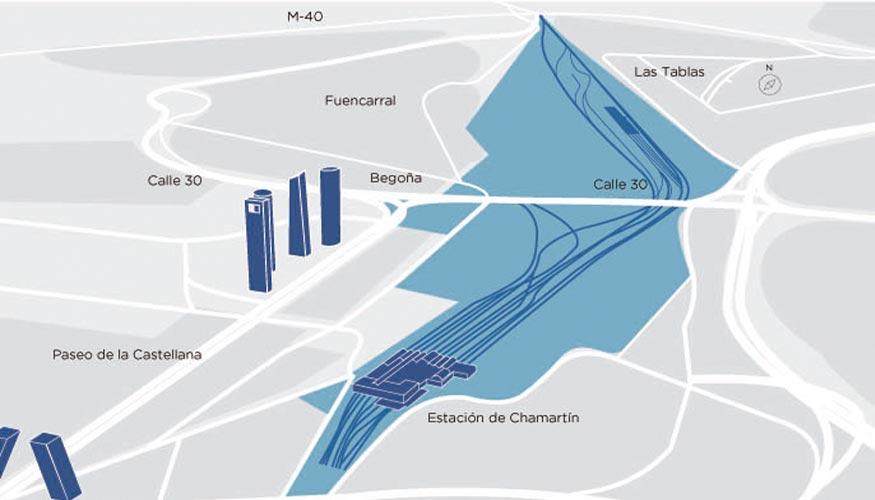 Distrito Castellana Norte Planea Construir Un Nuevo Centro De