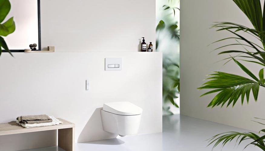 Cisternas Empotradas De Geberit Para Todo Tipo De Baños