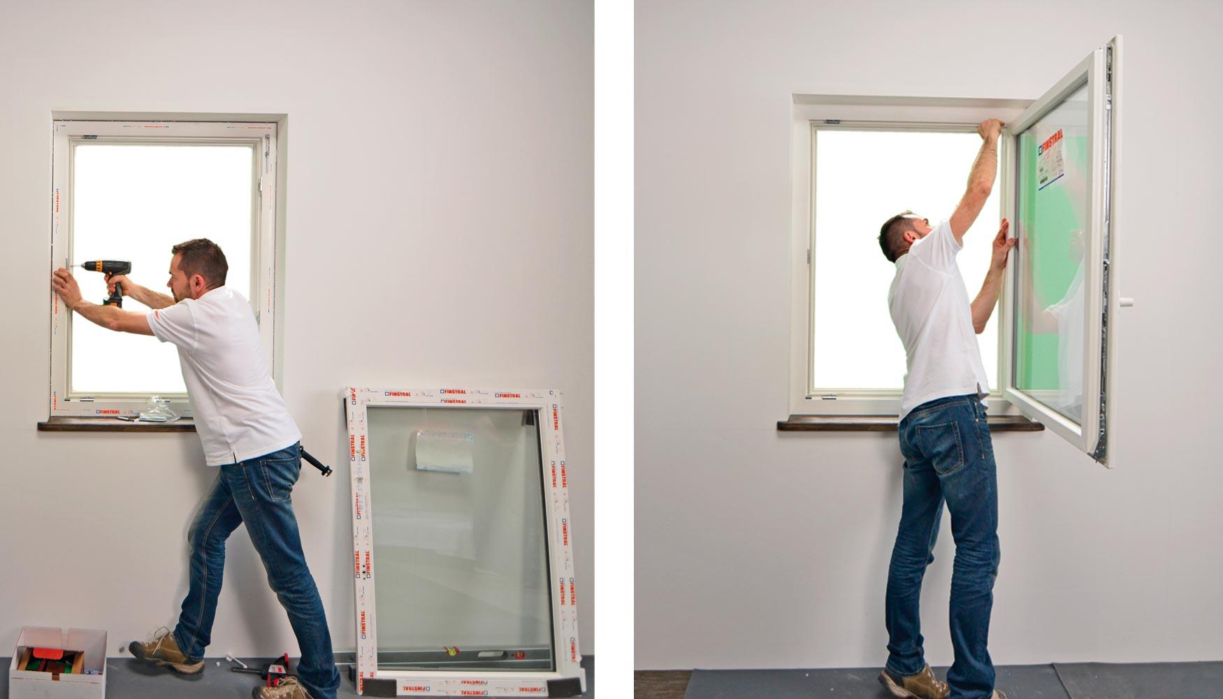 Sustituci n f cil r pida y limpia de ventanas - Presupuesto cambio ventanas ...