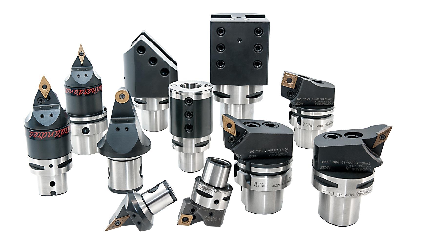 Los accesorios de alta precisión D Andrea protagonizan el stand de ... 227142bb2962