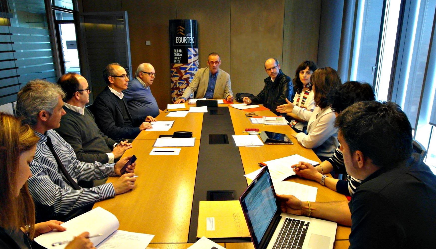 Los premios egurtek 2016 reciben 89 proyectos construcci n - Colegio arquitectos bilbao ...