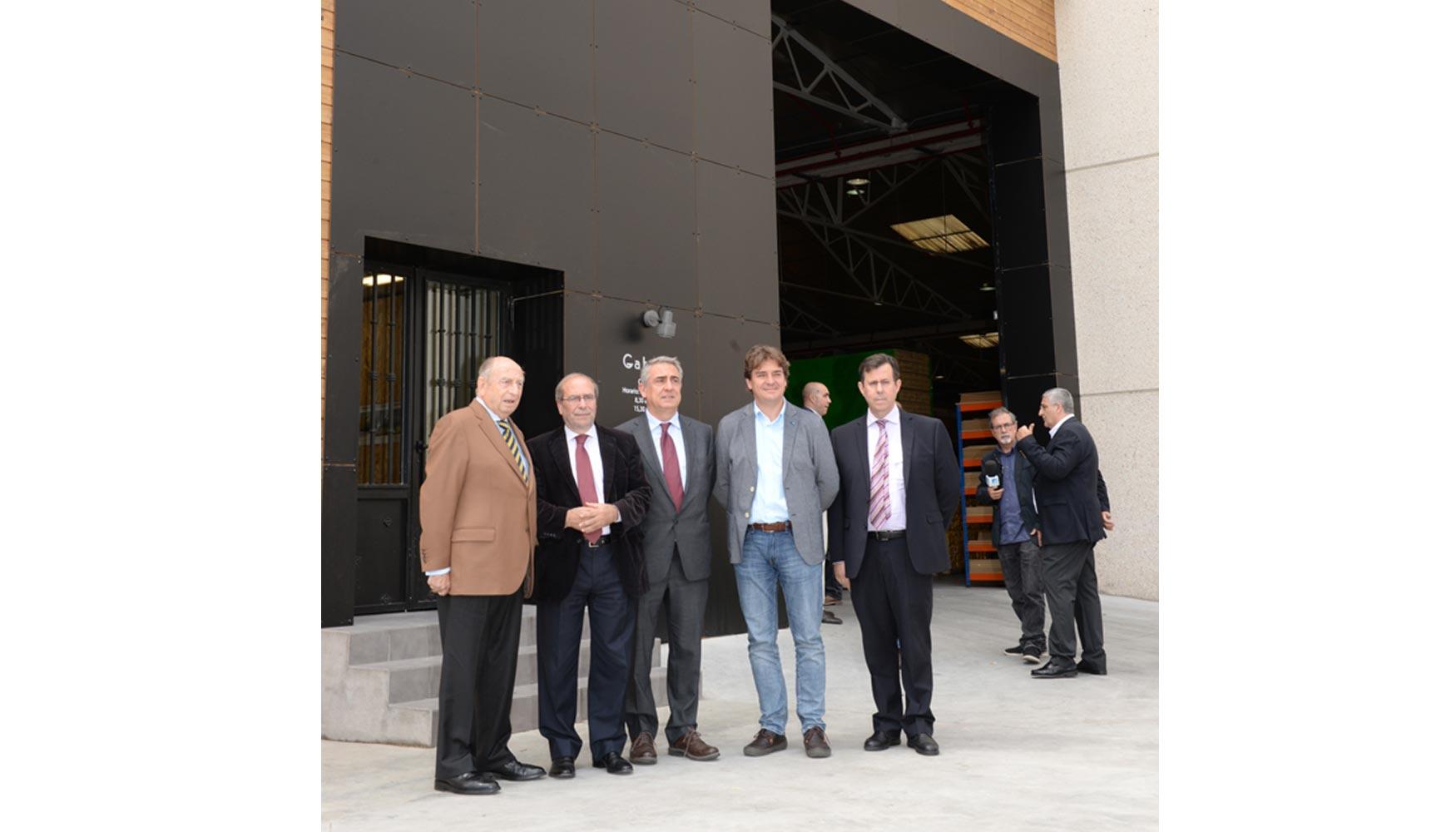 Gabarr Inaugura Con Xito La Ampliaci N De Sus Instalaciones En  # Muebles Gabarro