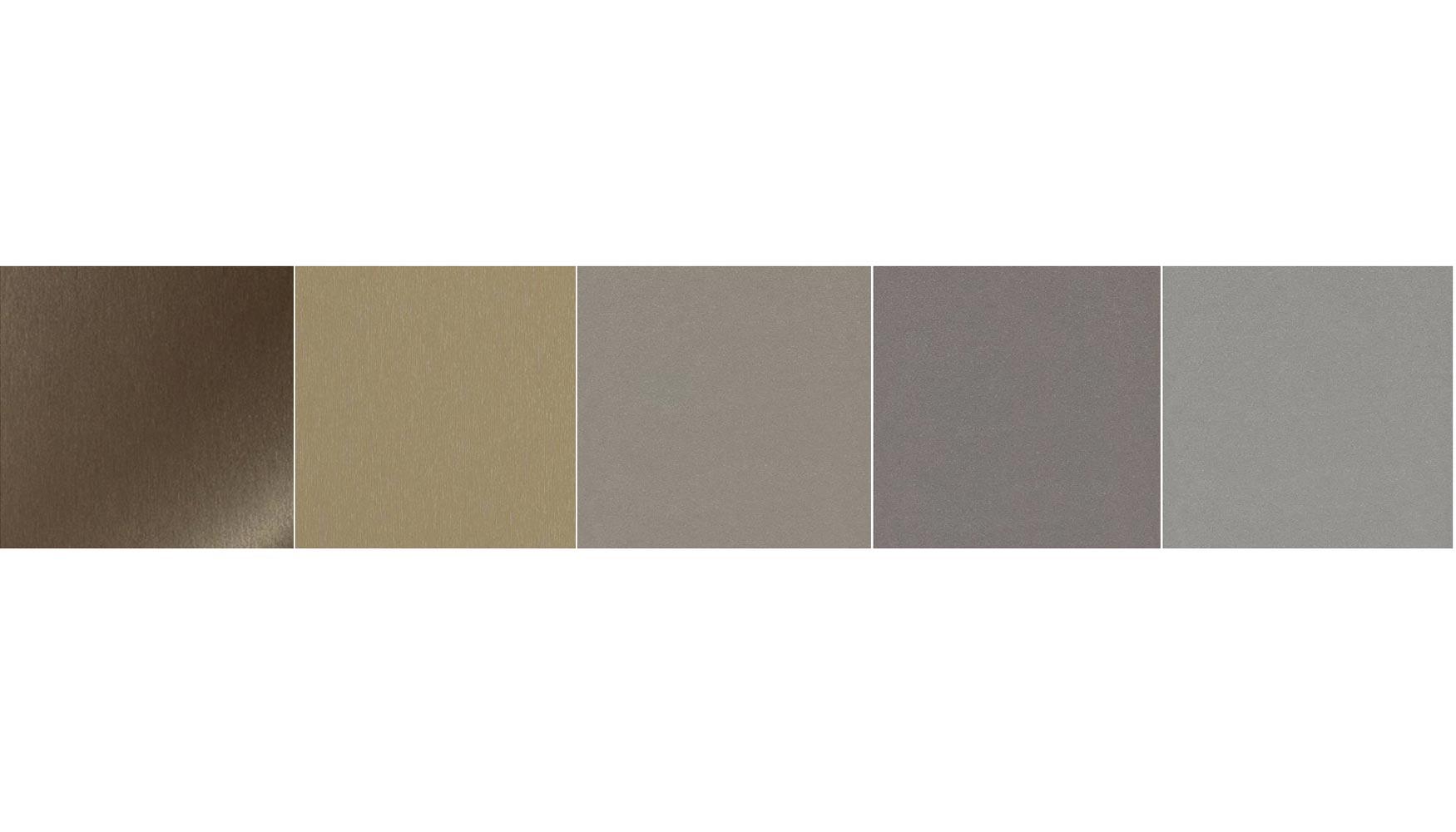 Rehau lanza una nueva gama de colores para ventanas for Ventanas de aluminio color bronce