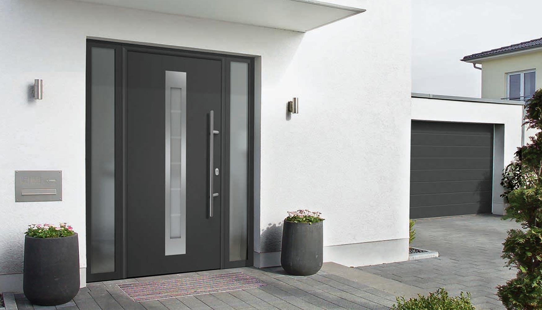 Thermopro y thermoplus las nuevas puertas de entrada de for Aislar puerta entrada