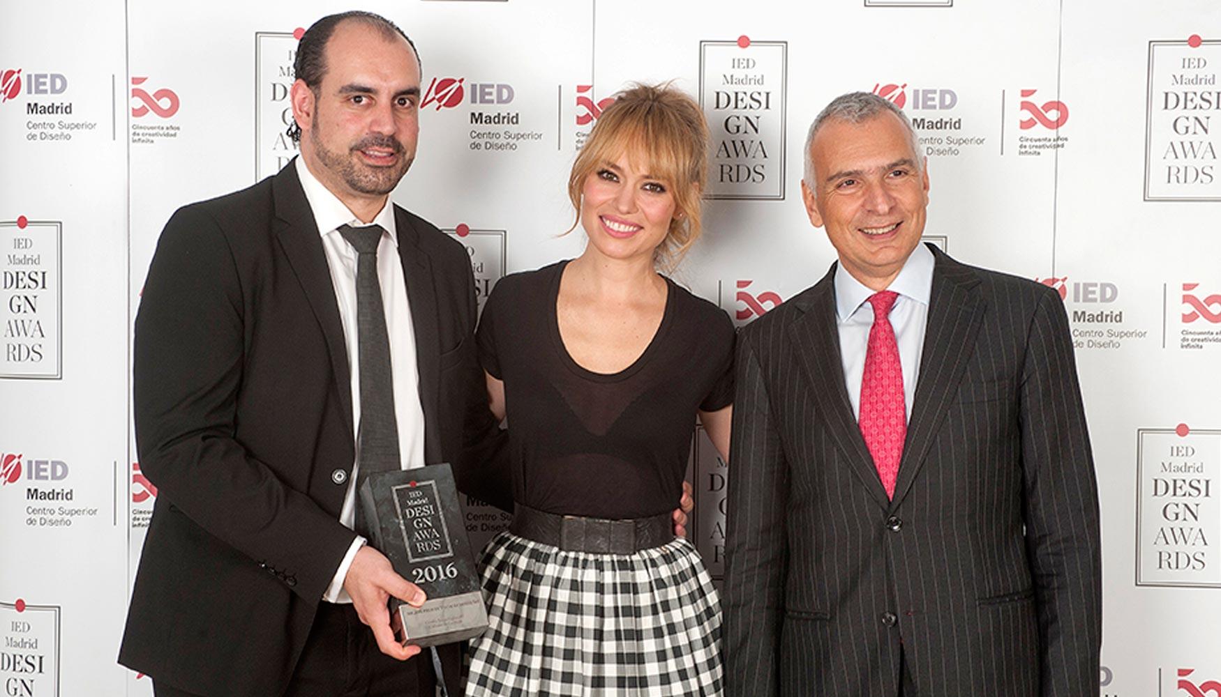 el ctcr líder en ecodiseño premiado en los ied madrid design awards