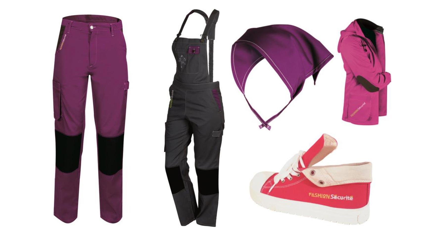 Bauhaus presenta una nueva l nea exclusiva de ropa de for Mono trabajo leroy merlin