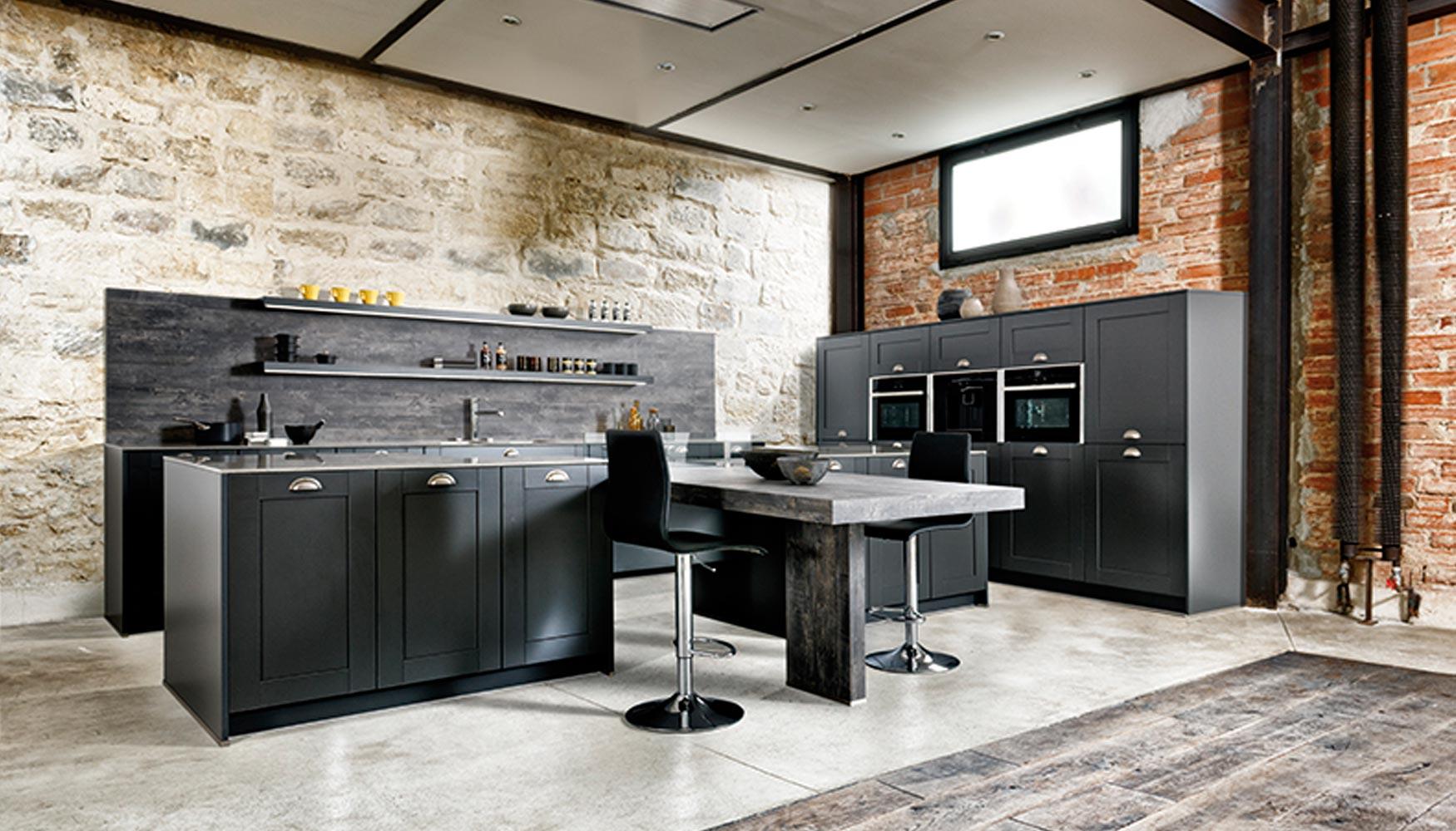 Muebles de cocina schmidt transporte por carretera en for Cocinas dica precios