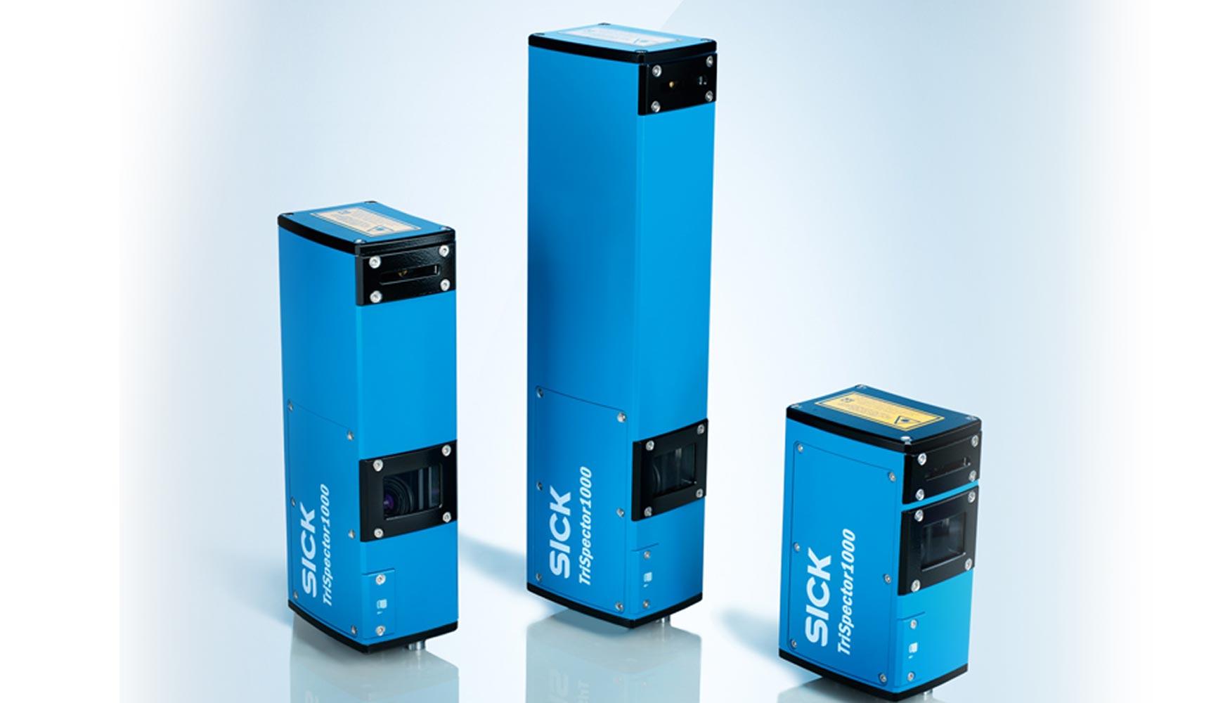 Respetar las medidas con precisión con los sensores visión 3D de ...