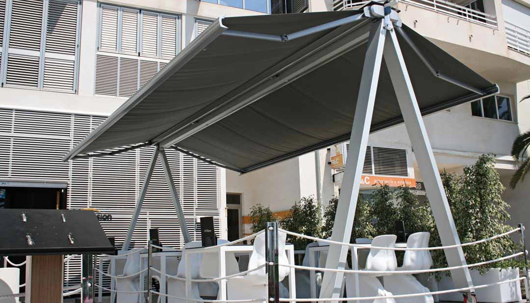 Persax presenta sus sistemas y telas para disfrutar de la terraza ...