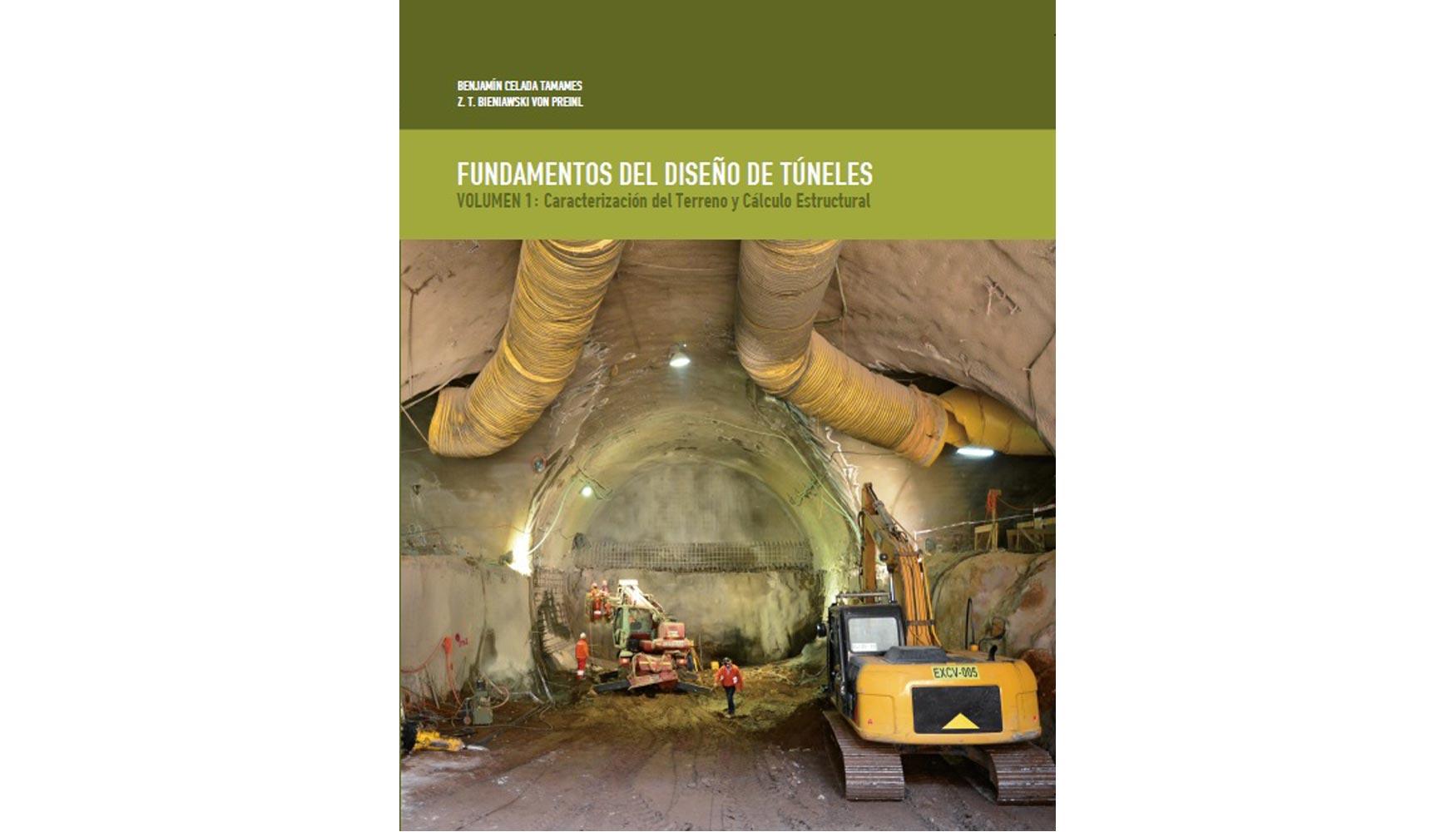El libro \'Fundamentos del Diseño de Túneles\', presentado en el marco ...