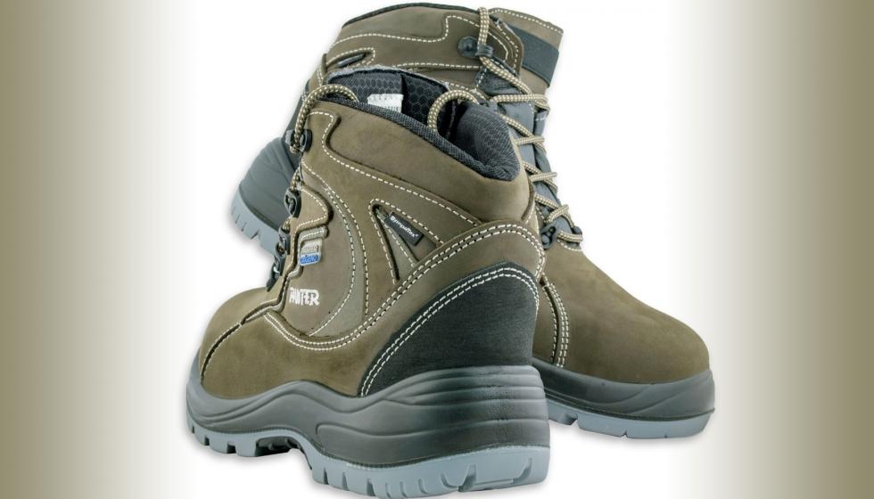 Panter presenta el calzado se seguridad polivalente Alpina