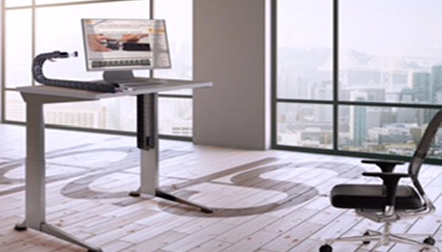 Cadenas portacables en los muebles de oficina m s modernos for Cadenas de muebles