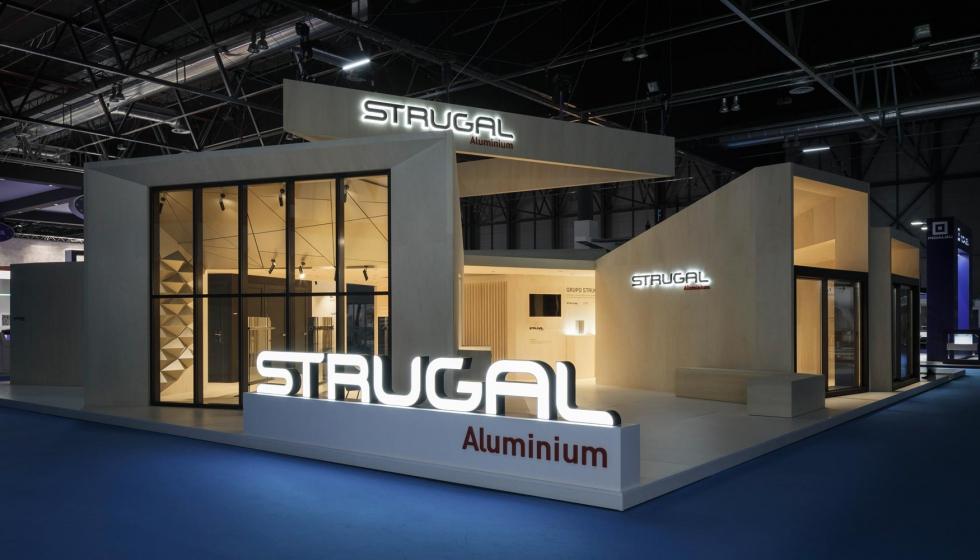 Strugal presenta sus nuevas series de aluminio - Cerramientos y Ventanas