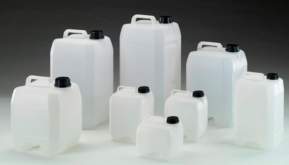 Revestir envases de HDPE para almacenar productos peligrosos - Envase y  Embalaje
