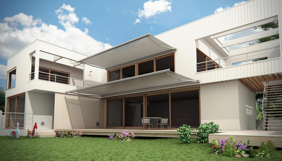 Las soluciones de llaza en jardines terrazas y balcones - Soluciones para terrazas ...