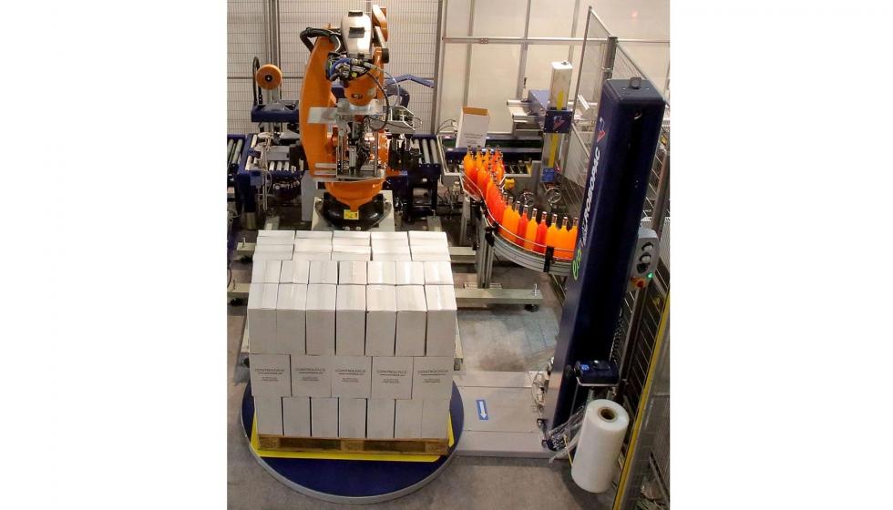 Soluciones para la automatización de procesos de final de línea de ...