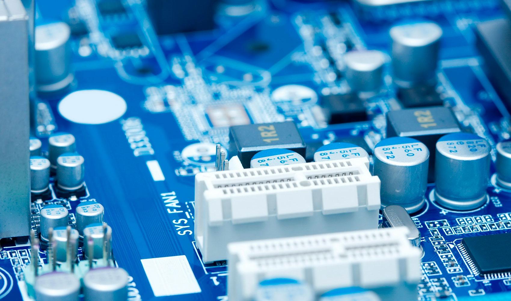 Componentes electrónicos para la nueva industria - Electrónica