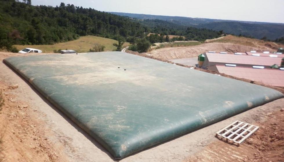 Labaronne sigue innovando y ya fabrica depósitos/cisternas flexibles ...